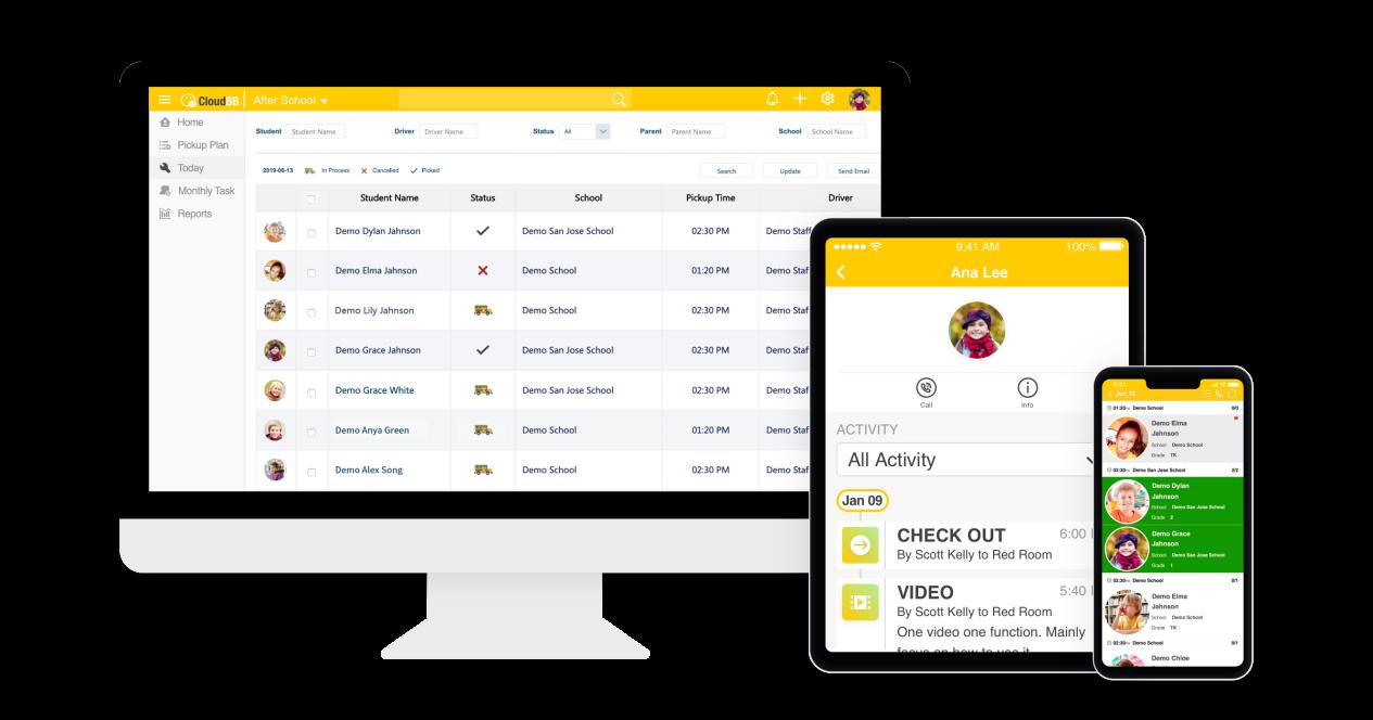 CloudBB Childcare App