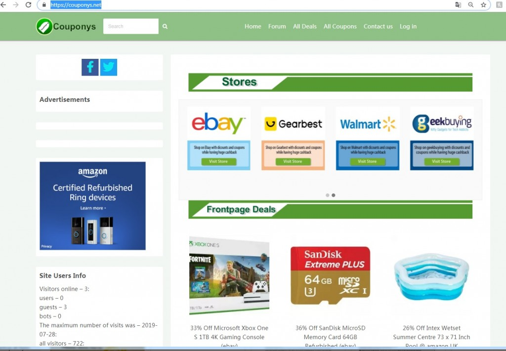 Couponys The Reliable Venue For Promo Codes And Discount Coupons Guru Observer