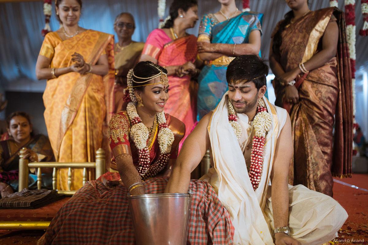 WeDid wedding photography in Chennai