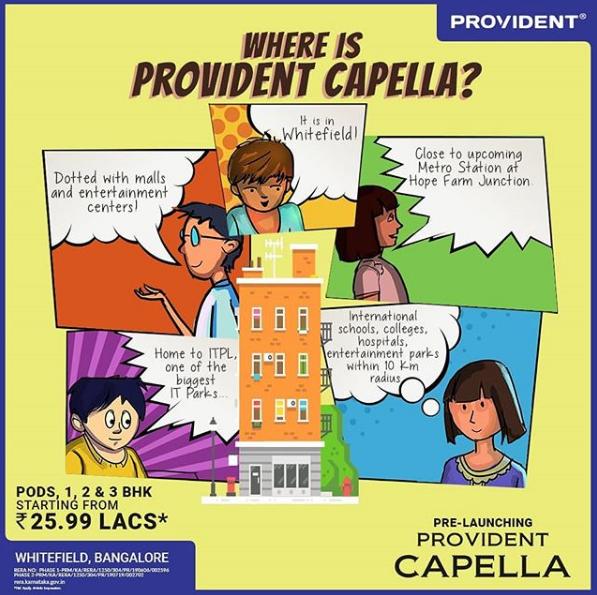 provident capella bq