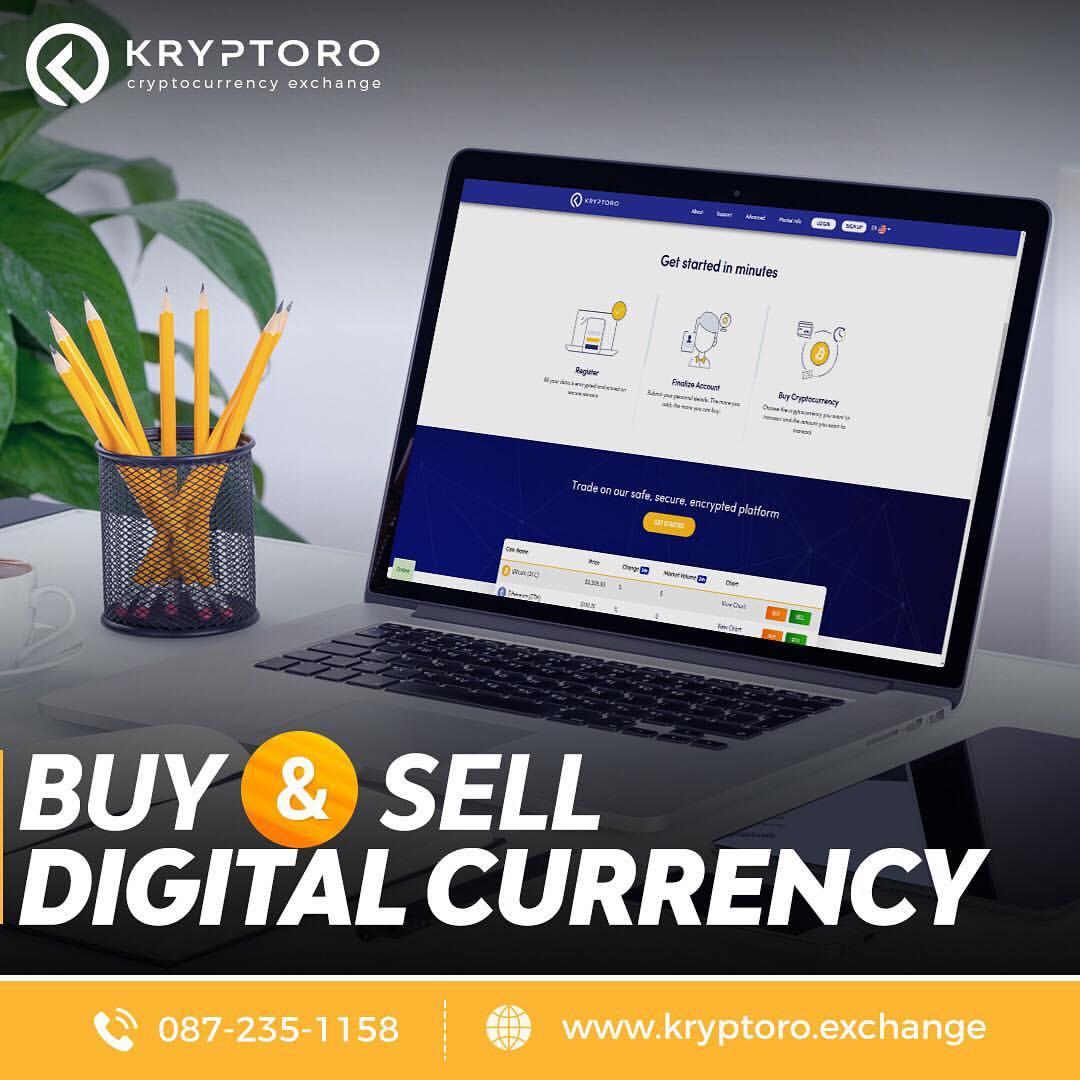Buy and Sell bitcoin easily