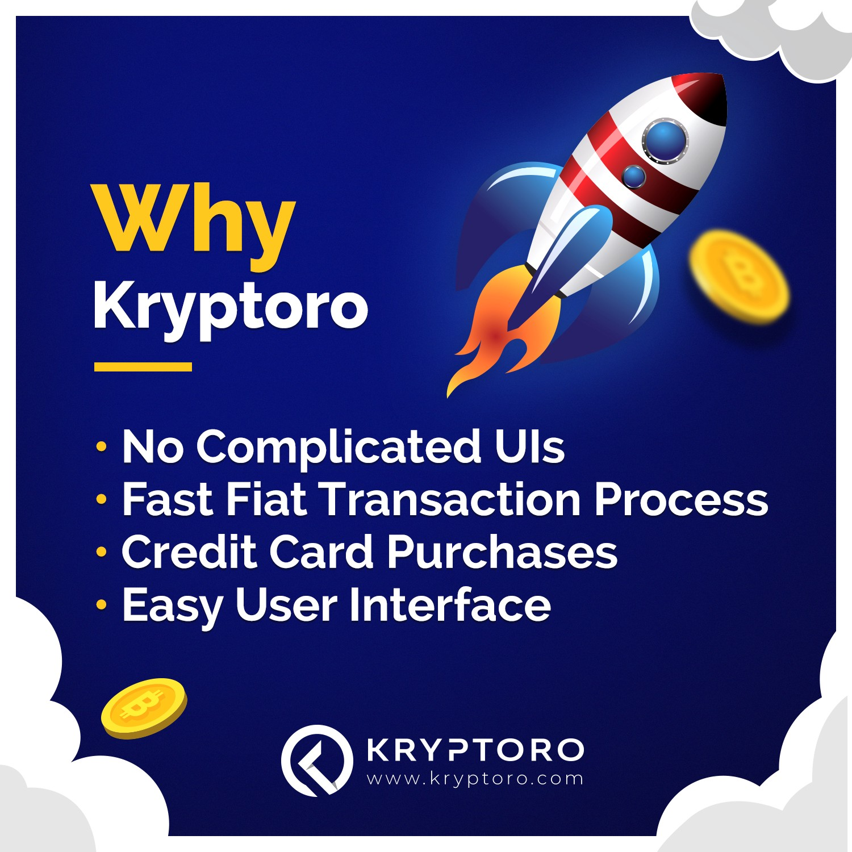 Why Kryptoro Exchange