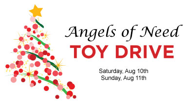 Angels of Need Toy Drive