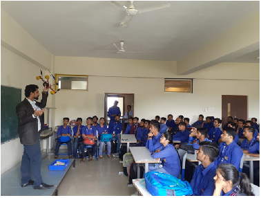 Workshop on DRONE TECHNOLOGY BY D  Y  PATIL SCHOOL OF