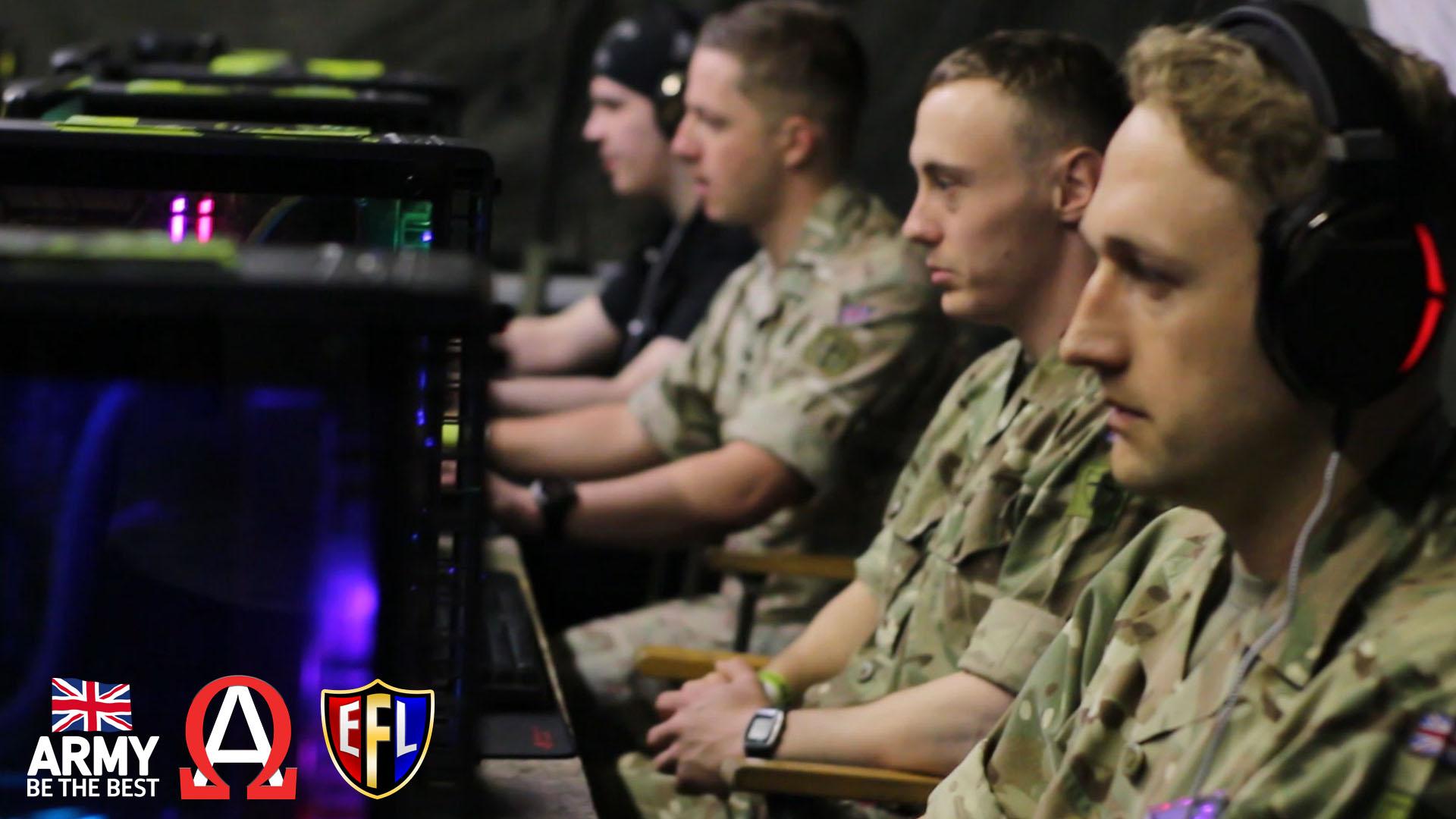Army esports