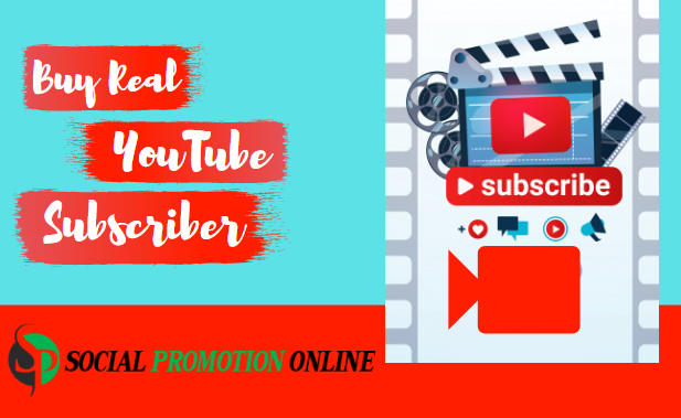 Buy Real Youtube Subscriber
