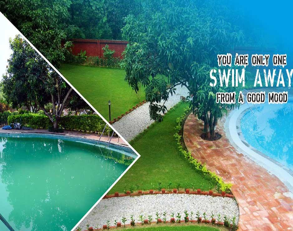 Resorts in Bijrani Zone