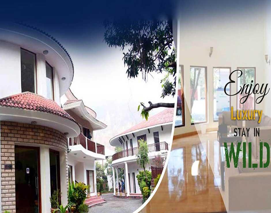 Resorts in Dhikala Zone