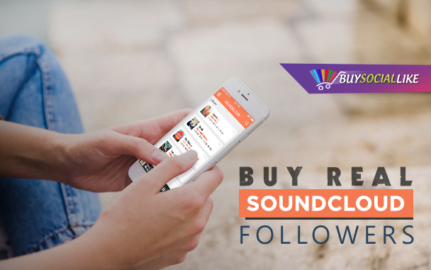 Buy Real Soundcloud Followers to Get Exposure Immediately on