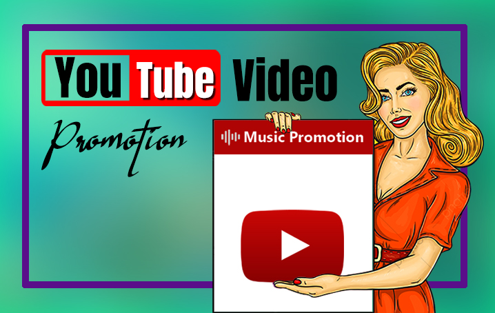 Hire Services of Music Promotion Club for YouTube Video