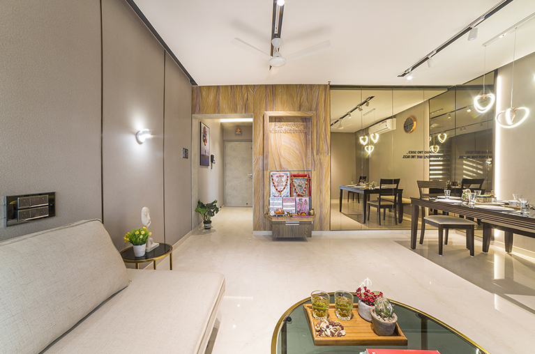 Presnting Interior Designs That Will Soothe You Pab Designers Mumbai Issuewire