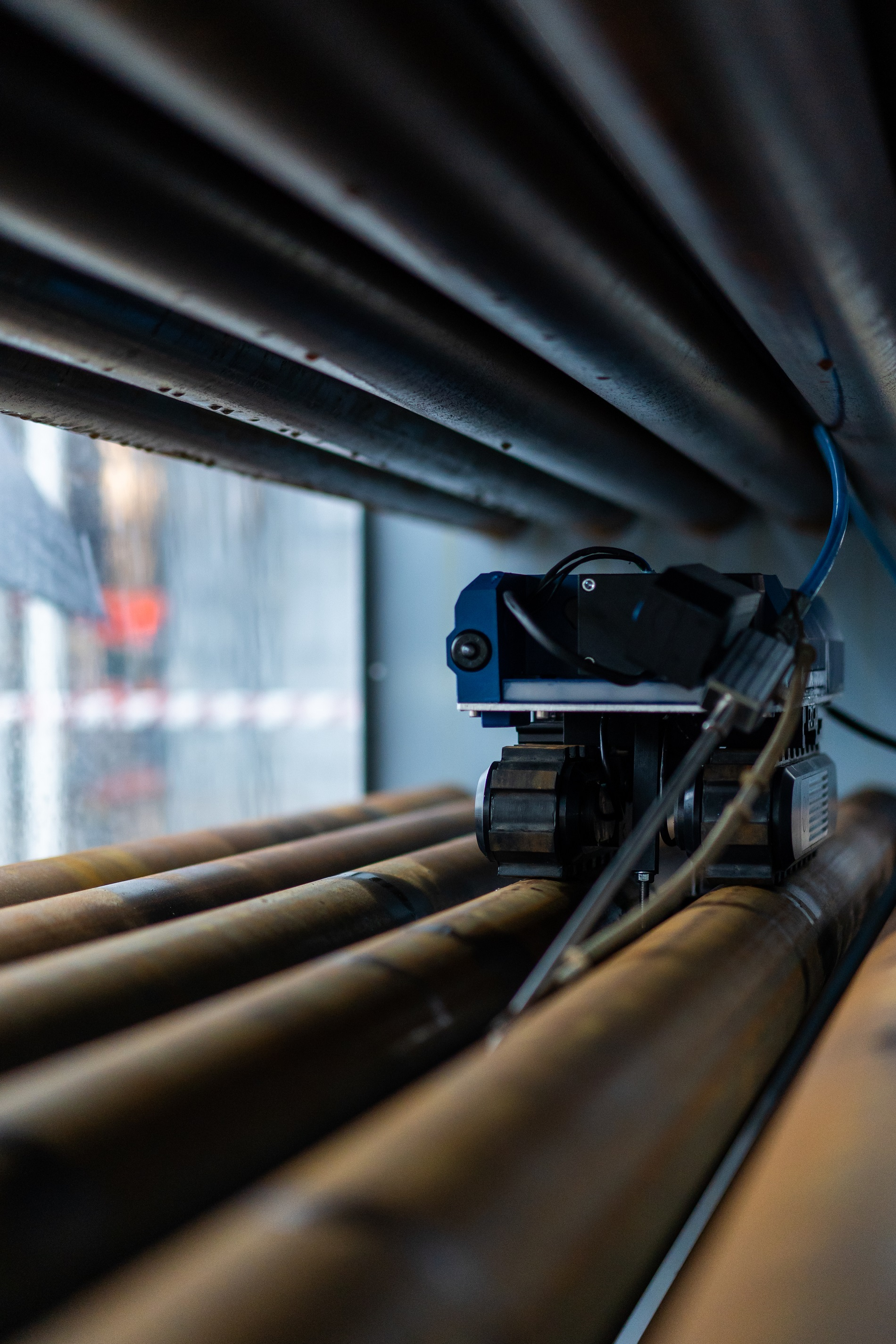The new robotic cleaning technology from Tube Tech International Ltd claims to eradicate more than 90 of heat exchanger fouling