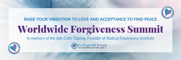 Worldwide Forgiveness Summit  Guest Experts