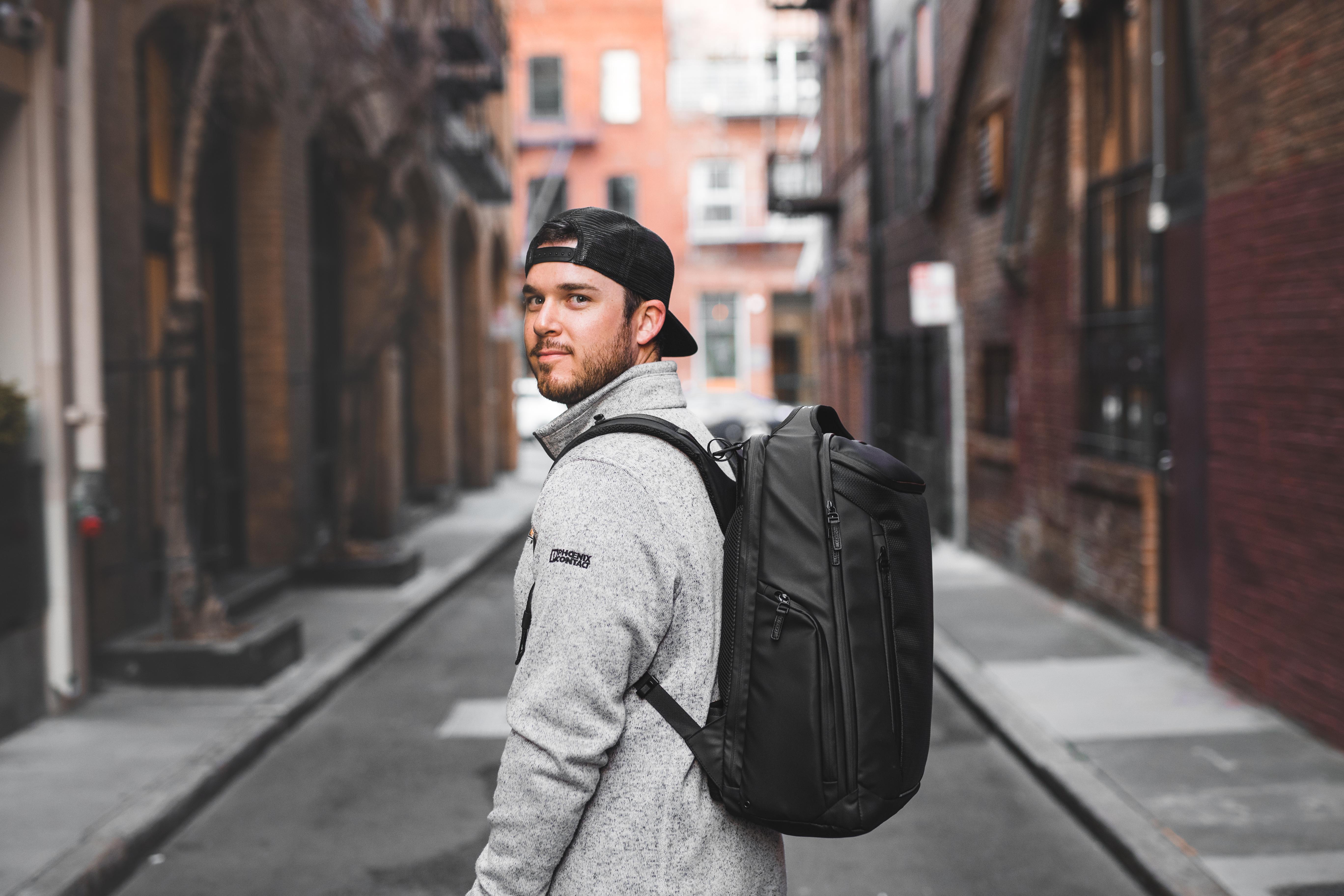 ZyneGo Backpack