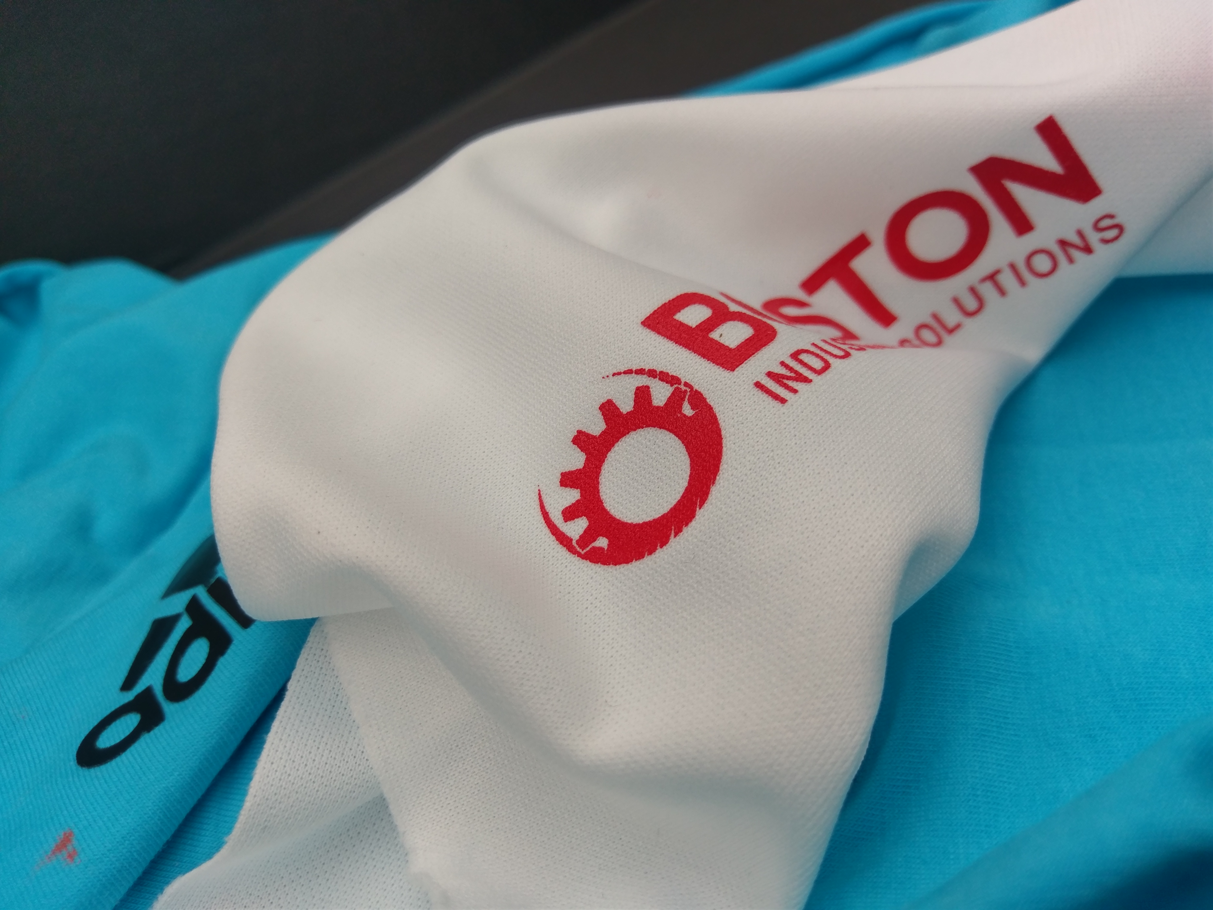 Natron SilTex silicone inks for textiles