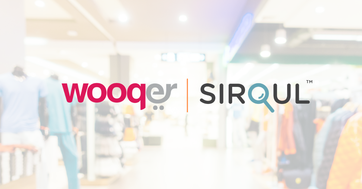 Wooqer partners with Sirqul to improve instore customer experience