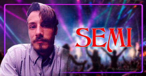 North Carolina EDM musician SEMI