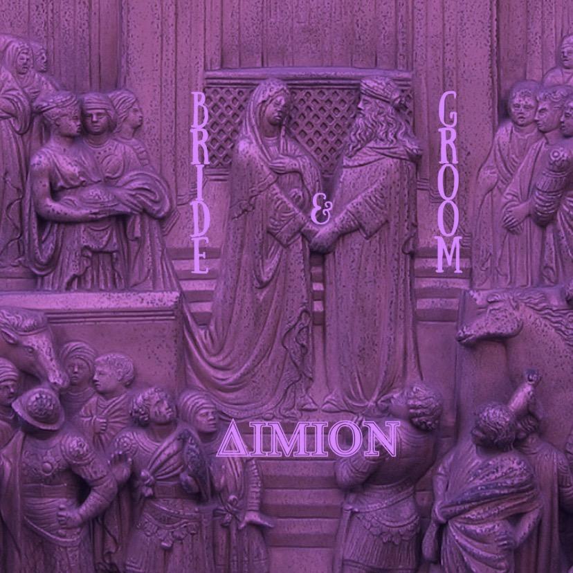 Bride  Groom is Dimion