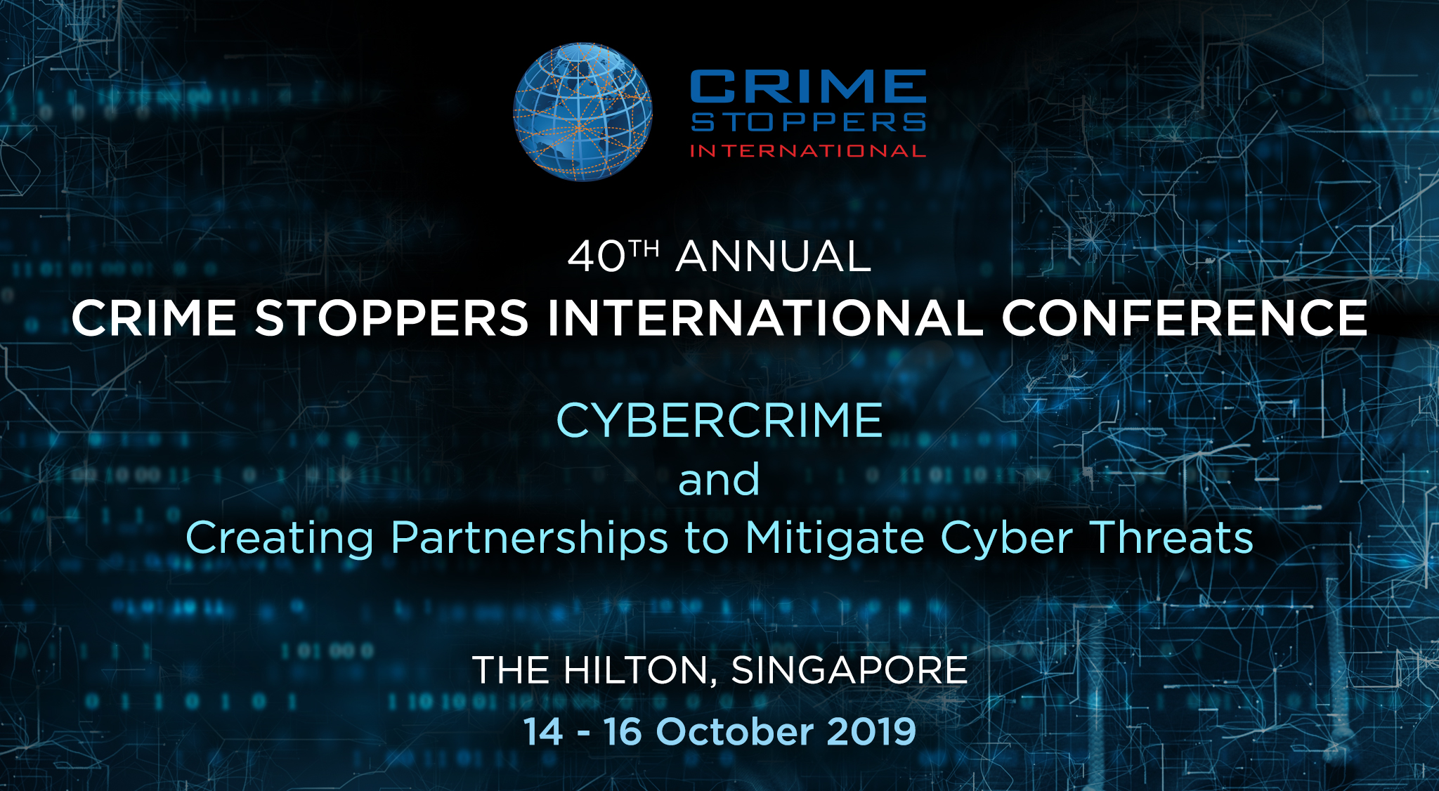 Cyber Expert Paul Dwyer will speak at the CSI conference