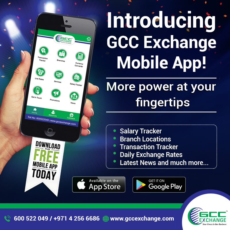GCC Exchange Unveils Its Mobile App