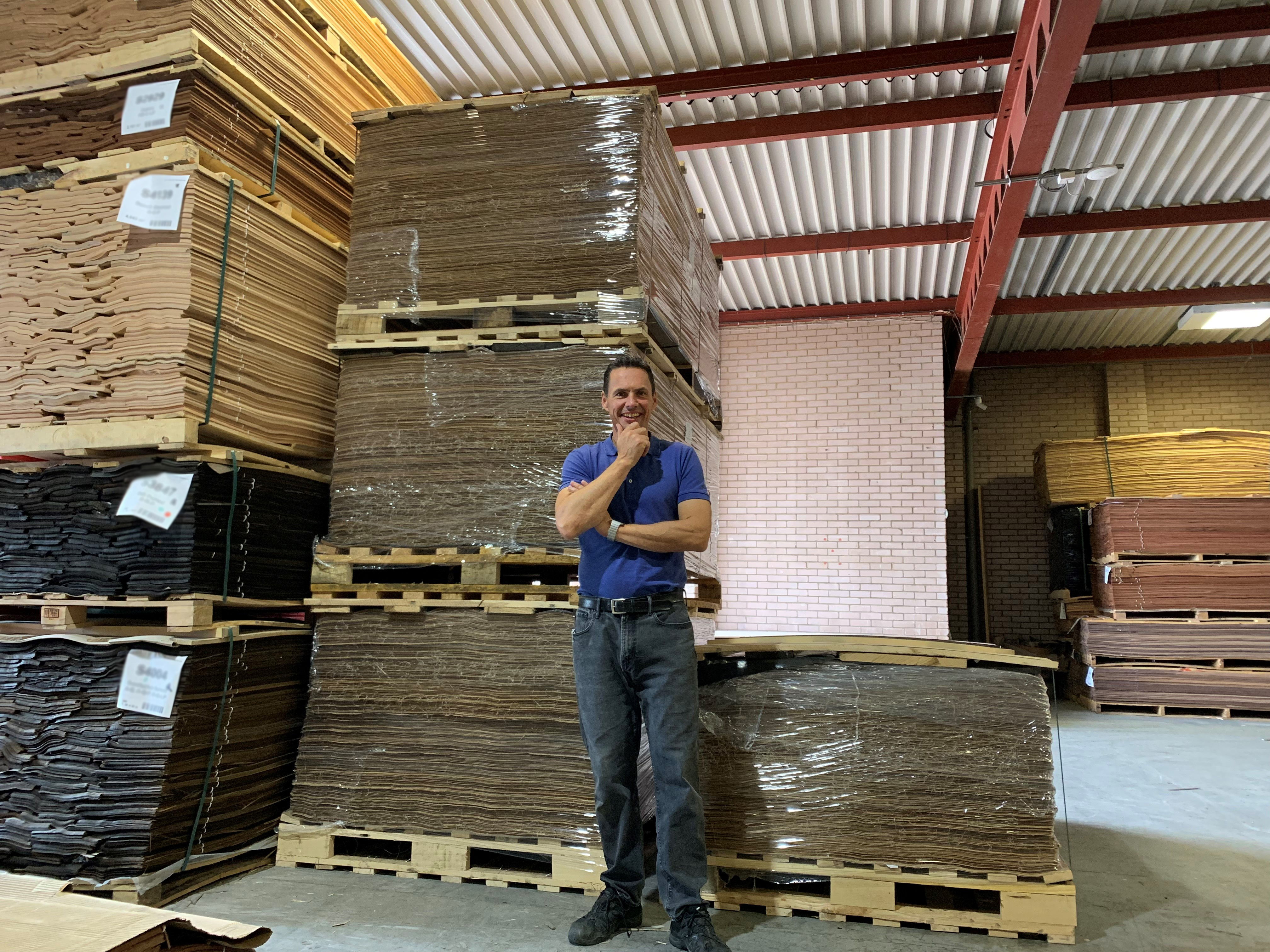 Layons Leaving The Factory on Daily Basis with Director Alex Richards