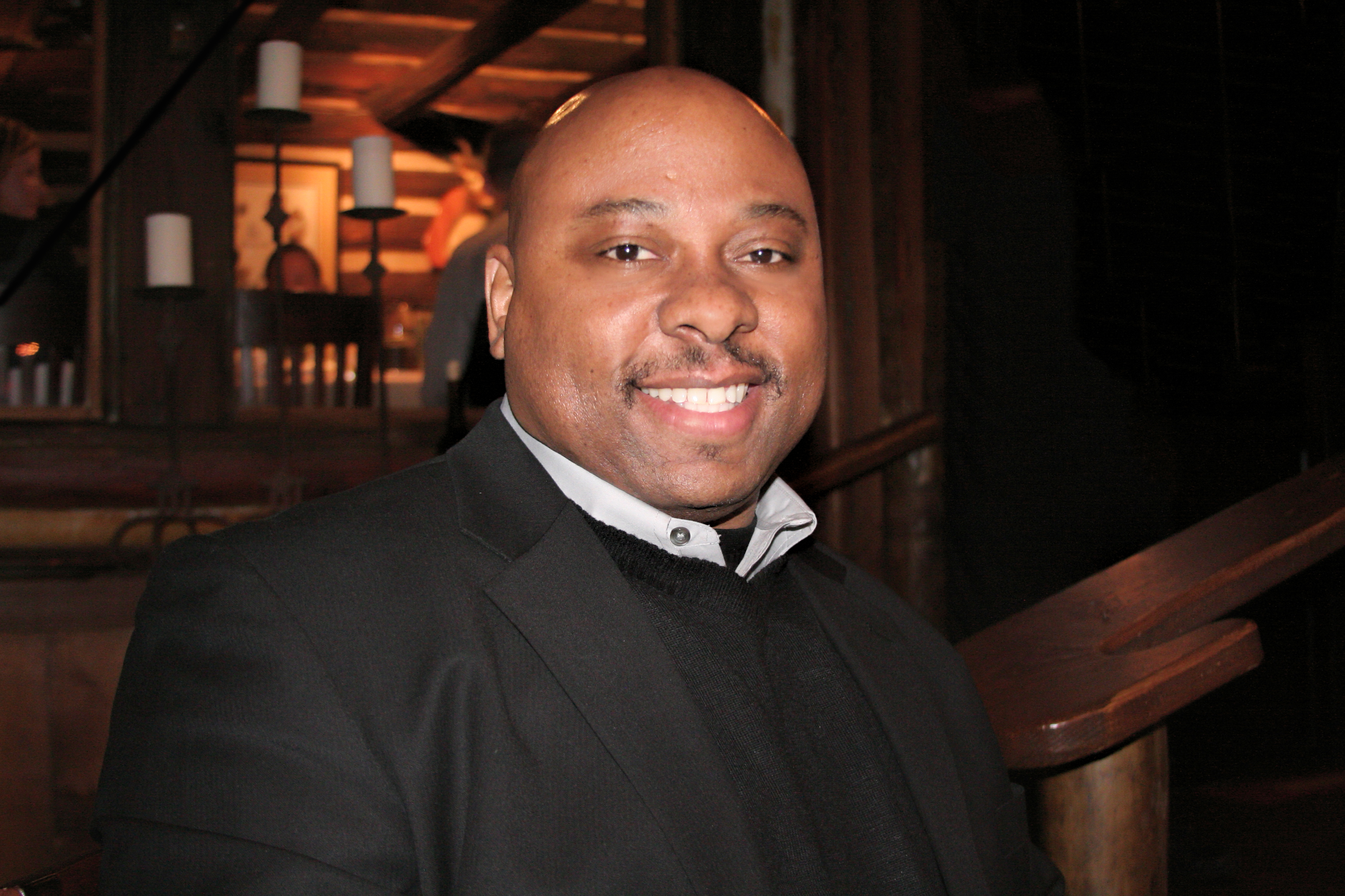 Kyle Mosley  Saints News Network Founder and GM