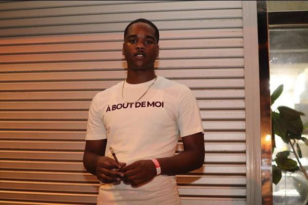 Hip Hop Singer  K Lane