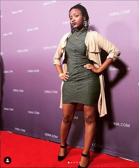 Atlanta Rapper Li Li Nicols