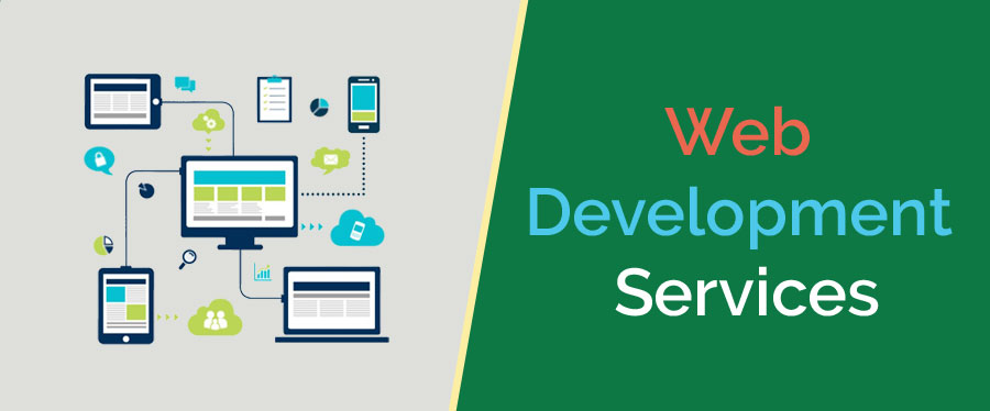 Customized Services for Website Designing - Development