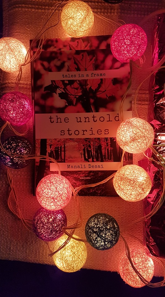 Diwali launch of the best collection of micro tales The Untold Stories by Manali Desai