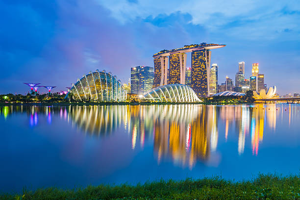 Fintech week in Singapore has the largest Blockchain conferences of the year