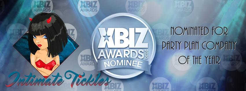 Xbiz Awards Nominee Intimate Tickles LLC