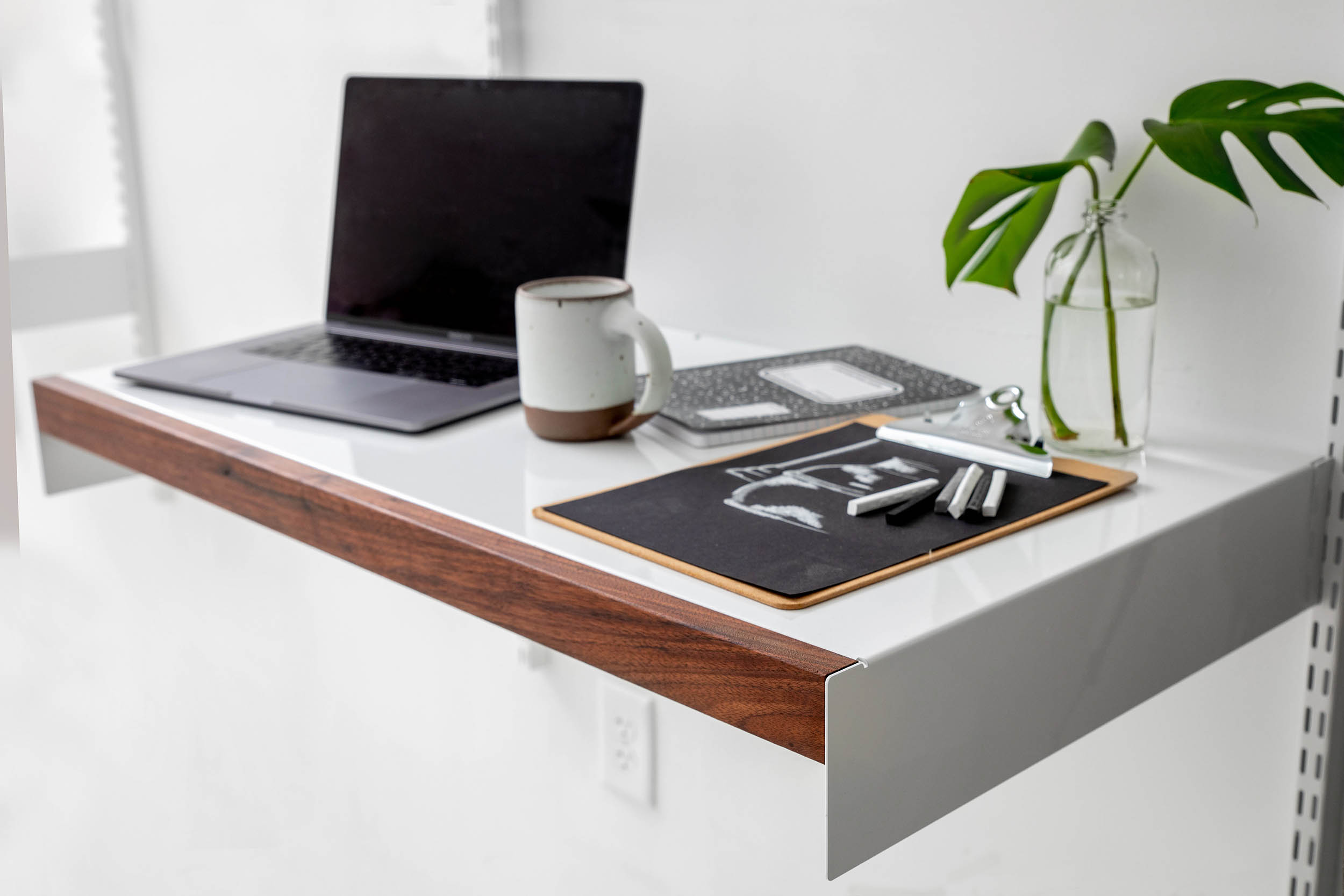 Picture of: Introducing The Wall Mounted Desk By Kernel Modular Issuewire