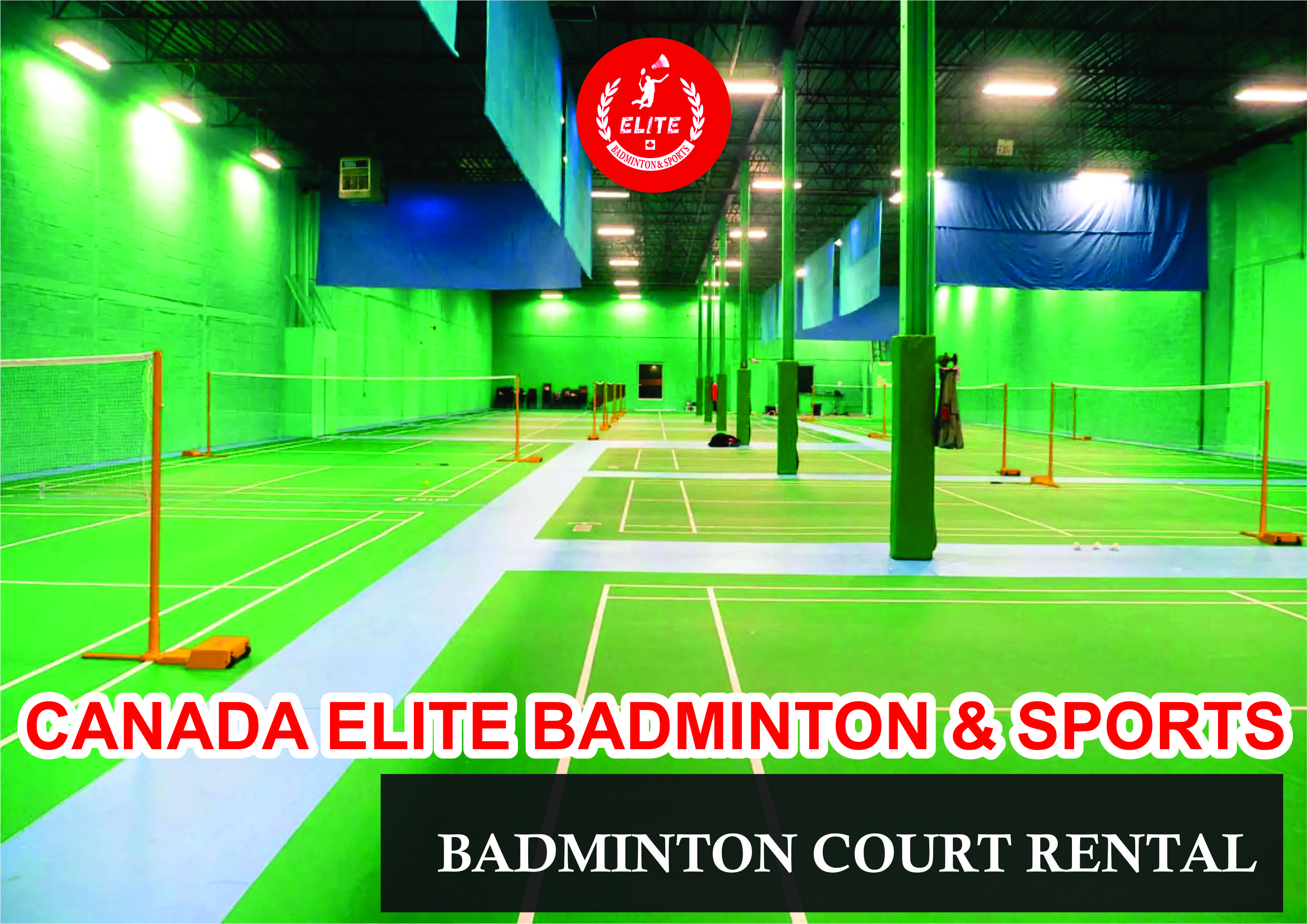 Serve Smash Win And Enjoy Badminton At Canada Elite Badminton Sports Issuewire