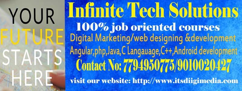 Job Oriented Digital Marketing Training Institute In Dilshuknagar Issuewire