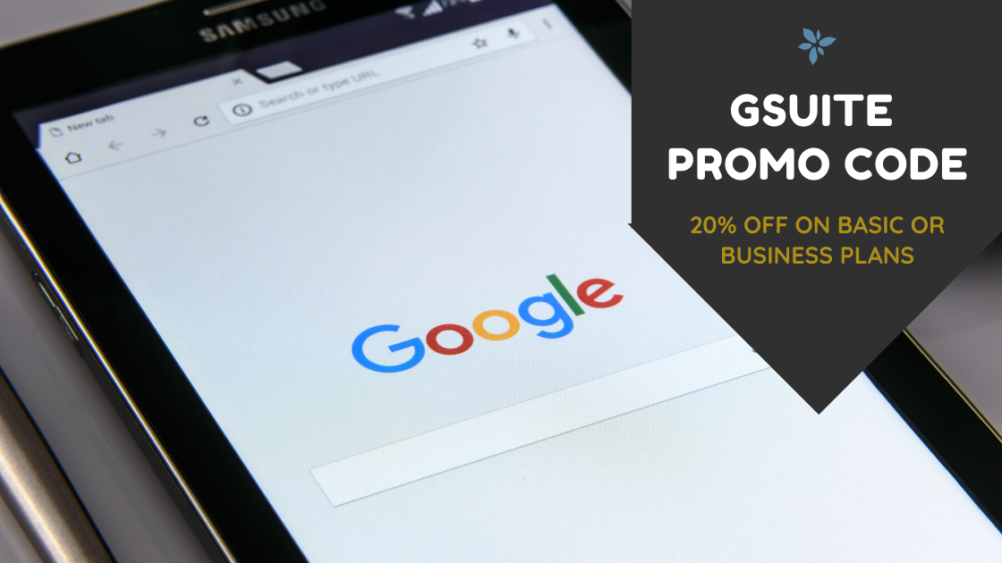 G Suite Promo Code 2020 Save 50 On Gsuite Billing Issuewire