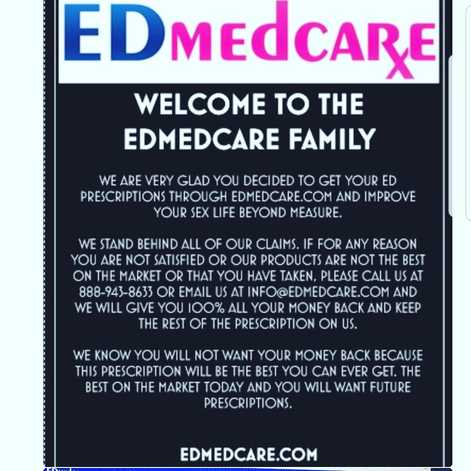 Welcome to Edmedcare Family