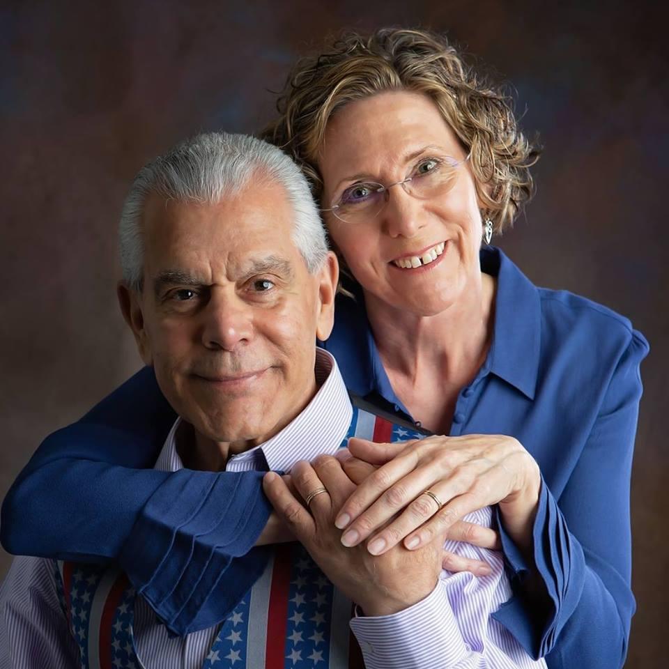 Authors Joe and Cathie Locetta