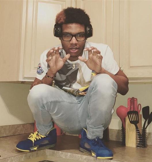 Hip Hop Singer  OTN Juice