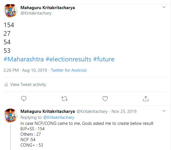 Maharashtra Result