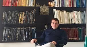 Historian Michael Goldelman