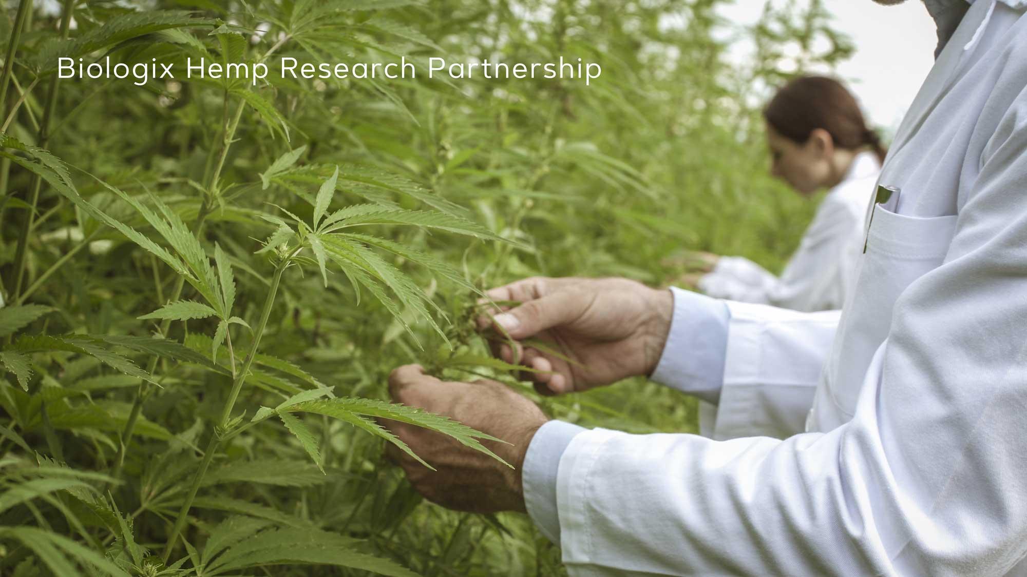 Biologix Hemp Research Partnership