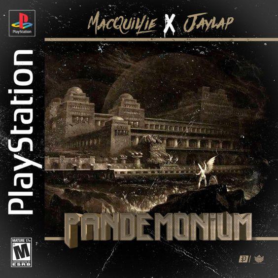 Pandemonium by MacQuillie