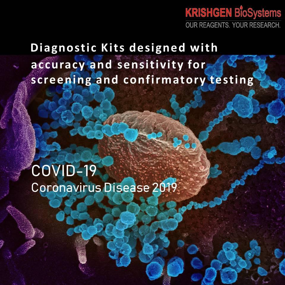 Covid19 Krishgen Testing Kits