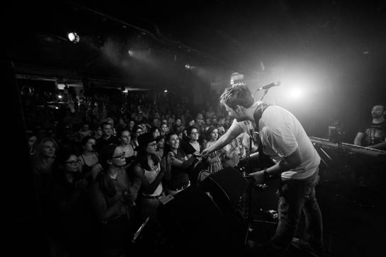 Brian Mackey Live in Paris FR Photo Nicole Mago