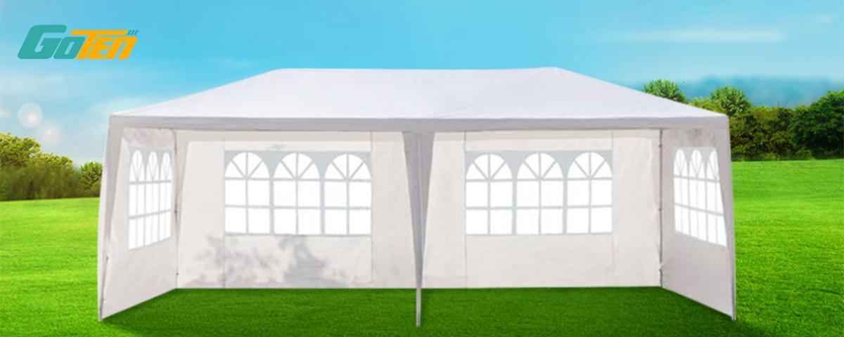 Party Tents on GoTencom