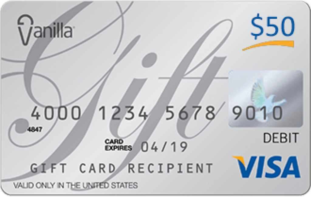 Buy Vanilla VISA Gift Card with Bitcoin - IssueWire