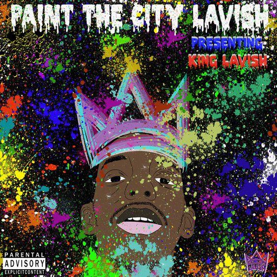 Album  Paint The City Lavish