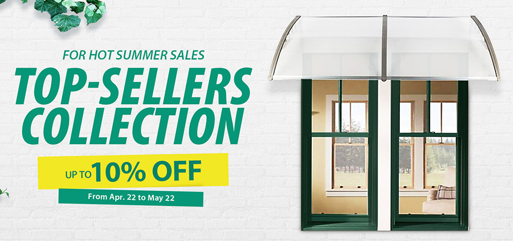 TopSellers Collection for Hot Summer Sales