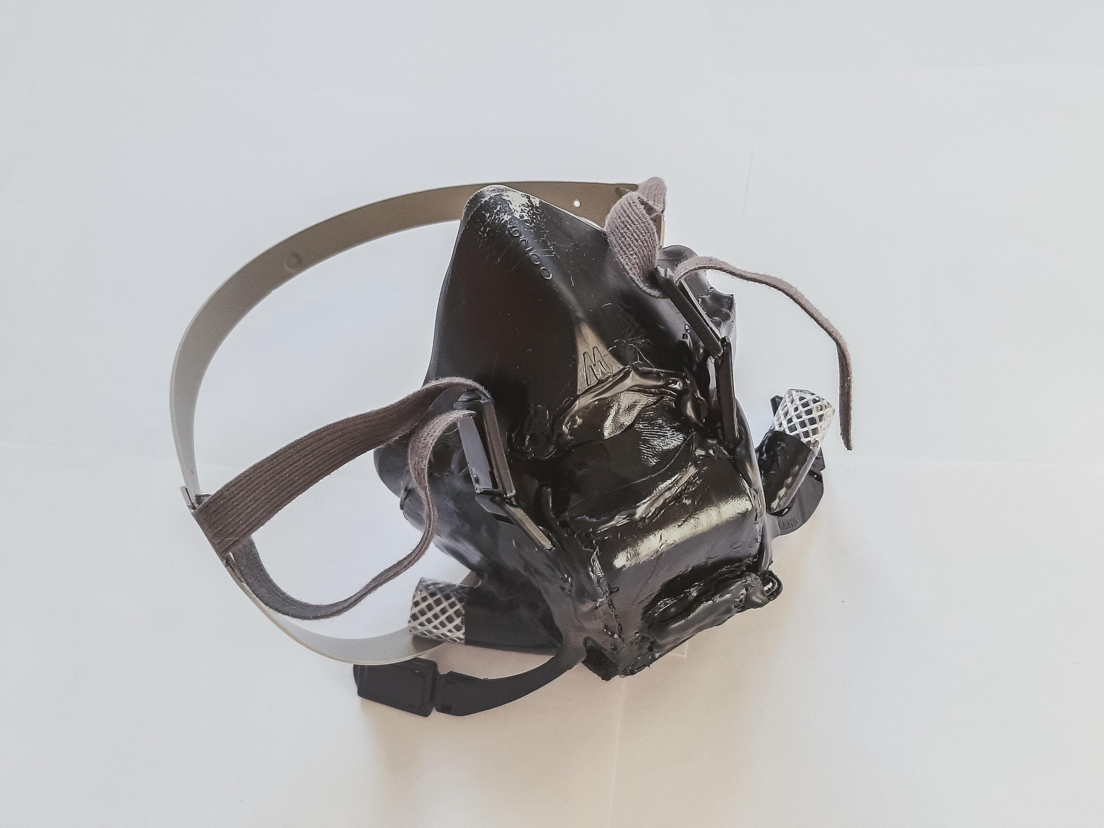 First Prototype of Breathio UVMask